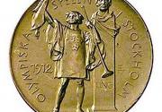 медаль пьера де кубертена фото